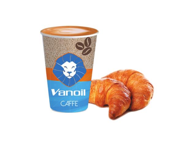Kawa + Croissant